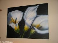 white-Lilys